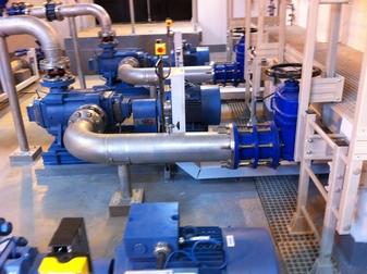 Pompe électrique maintenance