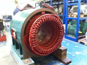 moteur bobinage