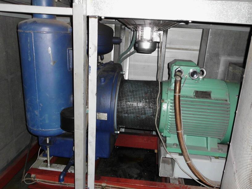 Pompe électrique maintenance 1