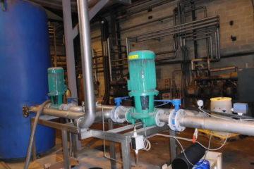 Pompe électrique maintenance 2