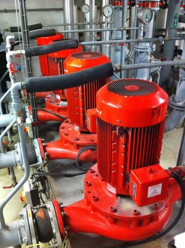 maintenance pompe électrique
