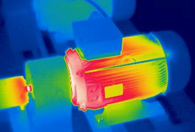 Intervention analyse thermographique