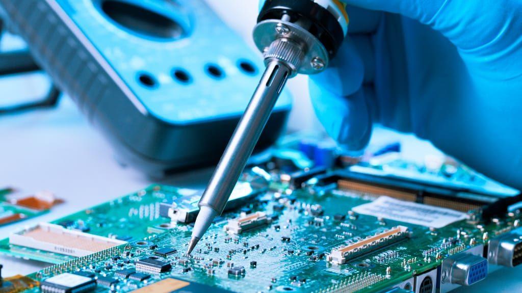 réparation cartes electronique