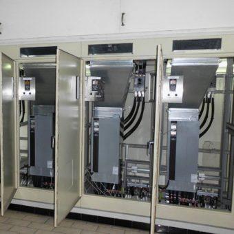 Maintenance variateur et armoires electrique