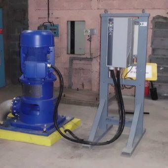 Réparation pompe et variateur Accueil
