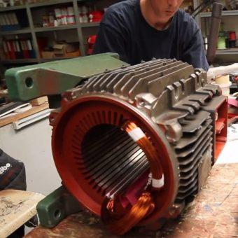 bobinage moteur oise
